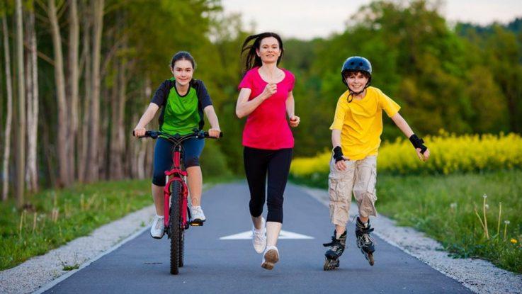 Режим и физическая нагрузка у детей при геморрое